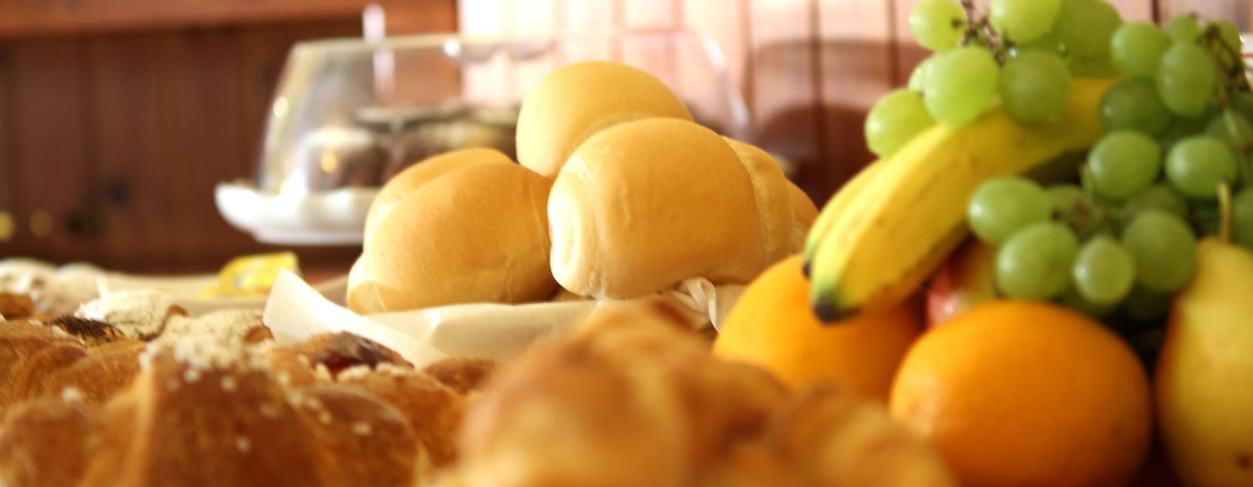Frühstück Hotel Lu Pitrali