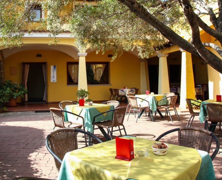 Il giardino Hotel Lu Pitrali